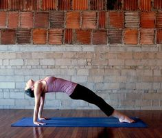 10 Yoga Poses to Help You Look Good Naked by fitsugar #Yoga