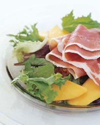 Country Ham and Mango Salad from Bobby Flay