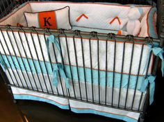 baby boy bedding option