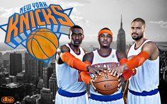 New York Knicks by danielboveportillo.deviantart.com