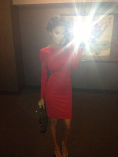Lilly Ghalichi's Blog love the red dress <3