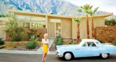 From ad for Modernism Week 2014 in Palm Springs