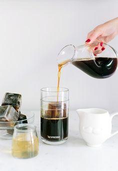 Nespresso Caramel Iced Coffee