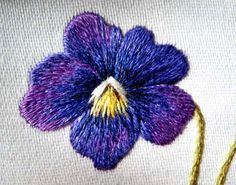 hand embroidery, hand embroideri