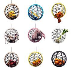 Pluk - the hanging fruit basket by FACO CPH — Kickstarter