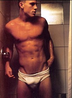 Holy Cow!  Channing Tatum!