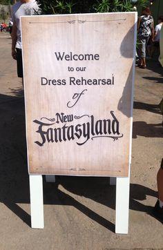 New Fantasyland Expa