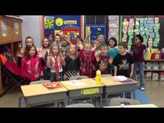 Subtraction with Regrouping Chant ~ Looks like this class loves it! (Free video, less than 1 minute.)