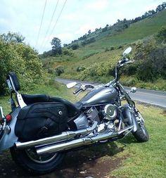 moto en, otra moto, vstar 1100, yamaha vstar, 1100 mod