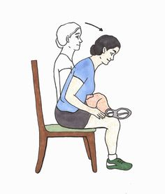 Piriformis Syndrome: stretch for hip and leg pain relief