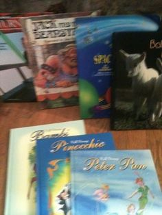 '7 Childrens Books Hardback' is going up for auction at  5pm Sun, Sep 8 with a starting bid of $5.