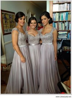 Stunning bridesmaid dresses