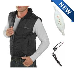 VH 12 Volt Heated Motorcycle Elite Vest for Sale Price: $109.95. You can save up to 21%.