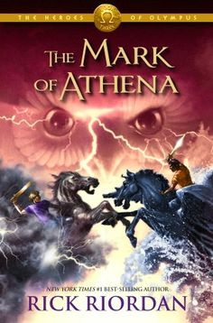 The Mark of Athena (Heroes of Olympus Series Book 3) I can't wait to read this!!!! UM I PRE ORDERED THIS BOOM :)
