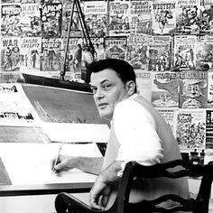 RIP John Severin... another comics legend lost.