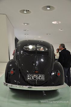 1939 Porsche Designed Type 1 Volks Wagen