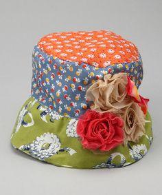 Wiggy Studio- cute hats for little girls!