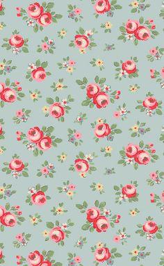Cath Kidston - Kensington Rose Print