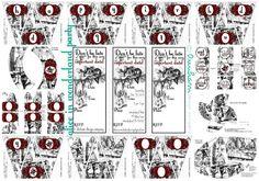 Alice in Wonderland by DunhamDesignCompany