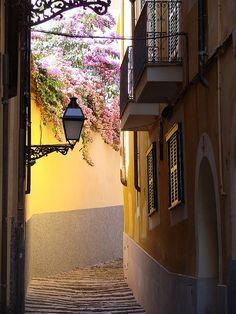 Palma de Mallorca - charming streets