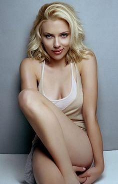 Scarlett Johansson... Wow!