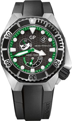 Girard-Perregaux Mission of the Mermaids Watch