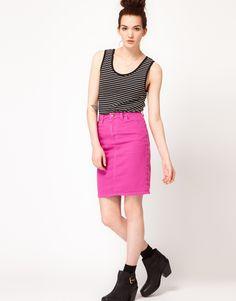 Pink Skirt <3
