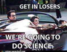 Epic Science Bros