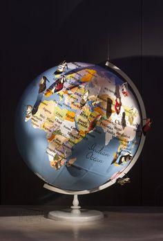 Shoe Globe ~Repinned Via Yasuaki Kobashi