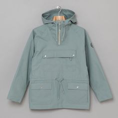 Norse Projects Oi Polloi x Norse Projects Kaare Anorak in Grey