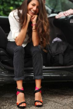 LOVE the shoes..:))