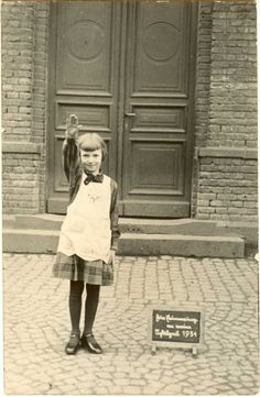Germany, 1934.