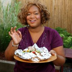 Sunny Anderson's Game-Day Grilling Ideas