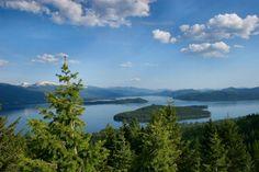 Priest Lake, ID