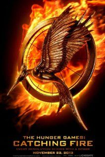 The Hunger Games: Catching Fire - release date 11/22/13