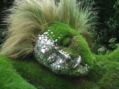 this is really using your head. gardening-fun