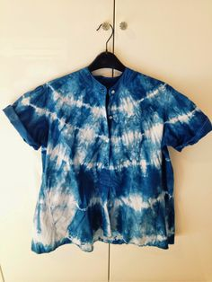 The Frugality: DIY: Shibori with MiH Jeans