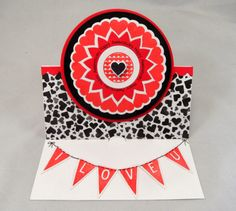 #The Stamps of Life, Sizzix Circle Stand up card die