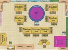 4th Grade Classroom Layout - Bing Images