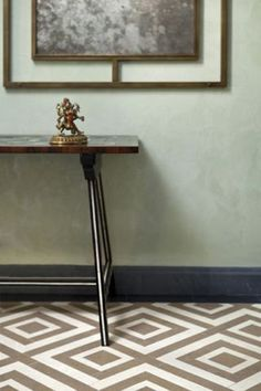 david hicks floor tile