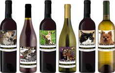 Animal Alliance Wines - Benefit Wines