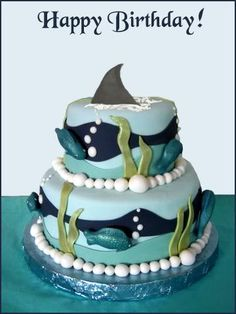 Shark Cake Photo: This Photo was uploaded by Wavescum. Find other Shark Cake pictures and photos or upload your own with Photobucket free image and vide...