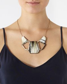Horn Statement Neckl
