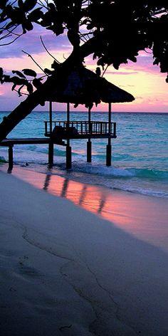 Rio de Janeiro, Brazil. beaches, beach sunsets, dream, rio de janeiro, beach houses, beach beauty, beauti, wonderful places, travel