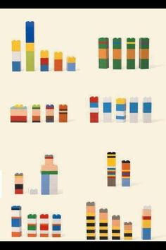 #LEGO-made famous characters