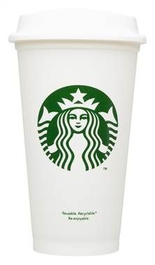Starbucks is rolling out reusable plastic cups for one dollar. Would you buy one?