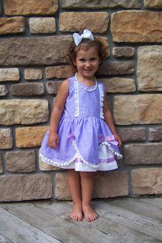 Sofia the first, Princess Sofia, Inspired, Dress! Princess Sofia Birthday