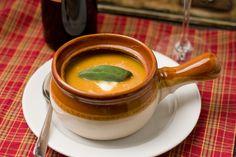 Chipotle Acorn Squash Soup