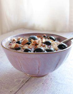 Quinoa Breakfast Pudding. A recipe. « Yoga on the Beach #food #foodporn #yum #yummy #tasty #recipe #recipes #like #love #breakfast