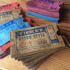 Like this image and you could be one lucky winner to receive a set of 100 Vintage Style Ticket Shaped Business Cards! We're implementing an even better handmade distressing technique that will add a rustic charm to your design! Printed on 100% recycled stock, and distressed using a unique solution of natural vegetable soy based ingredients! Simply like this image by August 28th 2014 to be eligible! #retro #businesscard #winning #contest #giveaway #eco-friendly